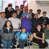 Entrega UAT apoyos a sus alumnos con discapacidad