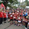 Abandera Chucho Nader la Carrera con Causa en Beneficio de la Cruz Roja