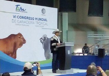 Refrenda CDV su apoyo a ganaderos tamaulipecos