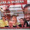 Continúa  tomado el CDE de MORENA en Tamaulipas