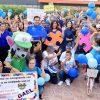 DIF Altamira y CENDAA realizan caravana por Día Internacional del Autismo