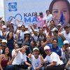 Asegura Karla Mar que será una Diputada Incluyente