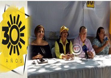 PRD no es Aliado del Gobierno, ni del Partido que Gobierna Tamaulipas: Eloí Vázquez.