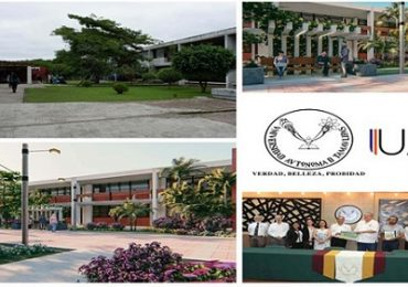 Entrega FADU-UAT proyecto de plazoleta de la Facultad de Comercio-Tampico