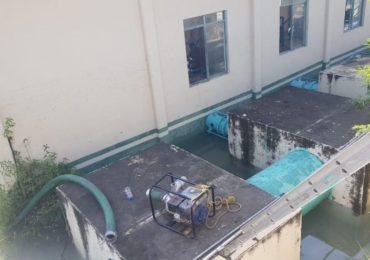 CEAT y COMAPA Victoria realizan trabajo permanente para restablecer servicio de agua