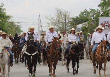 Con éxito concluyen eventos por 97 Aniversario de González