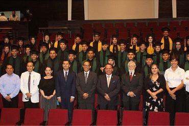 Se gradúan nuevos profesionales de la FADU-UAT