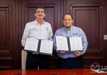 UAT y Conalep llevan beneficios a la juventud tamaulipeca