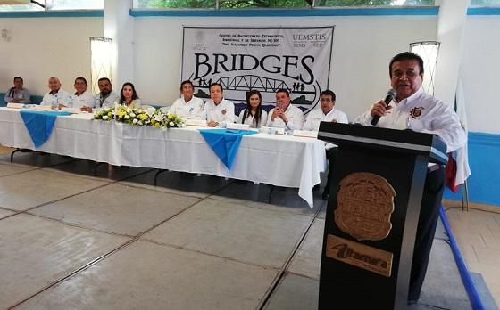 Inédito, logra el CBTis 105, la Certificación en el idioma Inglés… A nivel nacional…!