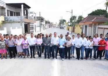 Moderniza Chucho Nader las Vialidades de la Zona Norte