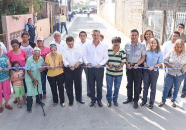 Inaugura Chucho Nader Moderno Circuito Vial en la López Portillo
