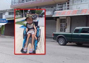 TIENDA DE  CHINOS EN MANTE HABRÍA DISCRIMINADO A NIÑO EN CONDICIÓN DE DISCAPACIDAD