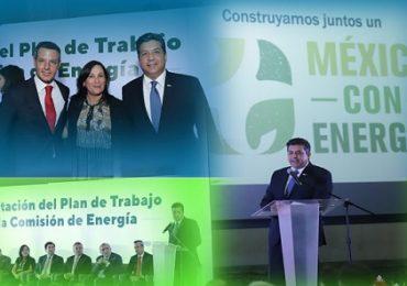 Empresarios del país reconocen el impulso y desarrollo que en materia energética tiene Tamaulipas