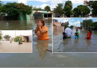Pide Congreso a Gobierno estatal investigar la autorización municipal para construcciones en zonas  inundables.