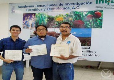 Reconocen a tesista de la UAT por investigación en entomología
