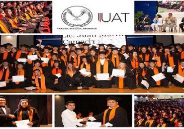 Egresa generación 2016-2019 de la Preparatoria No. 3 de la UAT
