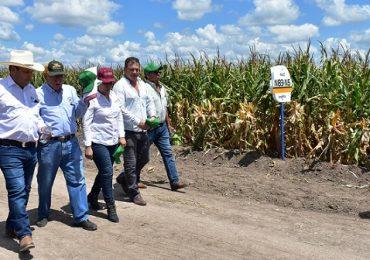 En el Día del Agricultor, impulsa el Secretario de Desarrollo Rural la cultura del aseguramiento.