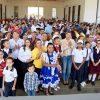 Entregan en Altamira equipamiento para escuelas de educación básica