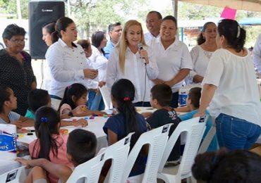 Favorece Gobierno de Altamira con Jornada Multidisciplinaria a familias de Los Presidentes