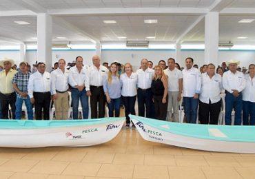 Pone en marcha Alma Laura Amparán Semana de la Pesquería y Acuacultura