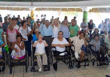 Benefician Gobierno Municipal y DIF Altamira a personas vulnerables con aparatos funcionales