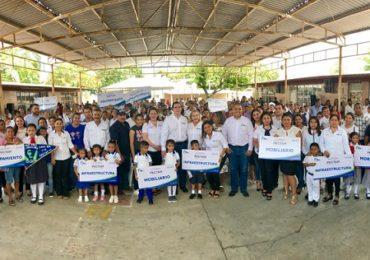 Fortalecen Estado y Municipio la Educación en Altamira