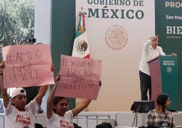 NINGUN COMPROMISO CUMPLIDO: LOPEZ OBRADOR-DESAPARECIDOS