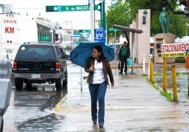 Prevé SMN y PC Tamaulipas lluvia en gran parte del Estado