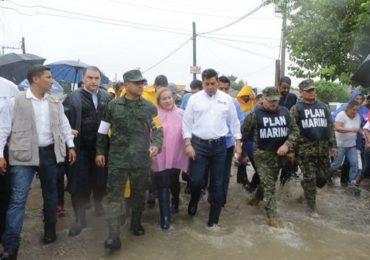 Evaluará daños en Reynosa el Gobernador