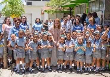 """Gobierno del Estado y DIF Tamaulipas recompensan al Jardín de niños """"Horacio Terán"""" y a los menores."""