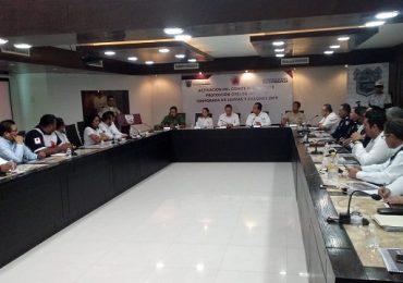 Instalan en Madero Consejo de Protección Civil.
