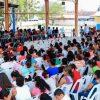 Refrenda Gobierno de Alma Laura Amparán apoyo a la Educación