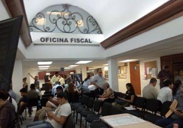 Espera Oficina Fiscal avalancha de contribuyentes a fin de mes