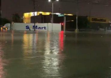 Suman 57 colonias inundadas en Reynosa