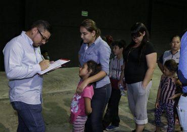 Atienden Gobierno del Estado y DIF Tamaulipas a migrantes en frontera norte
