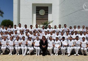 Premia Ceneval a egresados de la Facultad de Enfermería-UAT Victoria