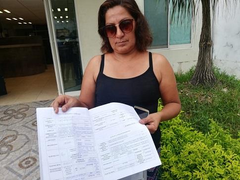 Madero pide resultados a las autoridades que buscan a su hijo desaparecido hace dos meses.