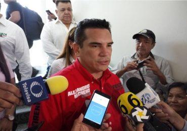 """""""Nuevo"""" PRI no Solapará a Militantes Corruptos; Gobierno Federal sin Brújula: Alejandro Moreno"""