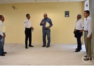 Entrega la UAT dos nuevas aulas para la UAM-Valle Hermoso