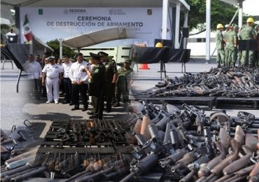 Gobierno de Tamaulipas dispuesto a la colaboración conjunta para combatir tráfico de armas