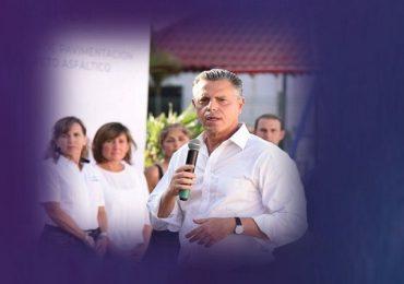 """""""Mi prioridad es Tampico, mi trabajo de 24 horas"""": Chucho Nader."""