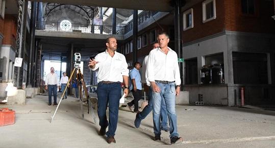 Aceleran los Trabajos en los Mercados Municipales de Tampico