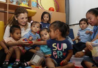 Positivos Resultados Arrojó Programa para el Desarrollo Óptimo de los Niños Implementado por el DIF Tampico