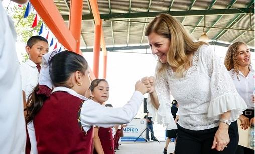 """Más de Seis Mil Niños Beneficiados con el Programa """"Desayuna Bien"""" del DIF Tampico"""
