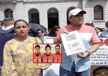 """""""Ya tenemos a Mario, ahora queremos justicia"""": padres de Mario Olivo"""