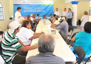 Lleva Gobierno de Tamaulipas alimento caliente a familias que más lo necesitan.