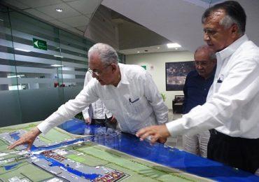 Avanza conectividad del sistema intermodal portuario costero