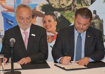 Acuerdan colaboración Turismo Tamaulipas y Conexstur