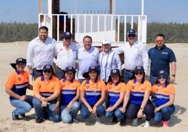 Refuerza Protección Civil atención en atractivos de Altamira