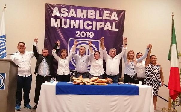 """Gana bloque de """"Chucho"""" y Cabeza de Vaca el PAN Tampico"""